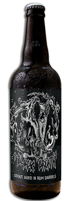 Black Breath Stout Beer