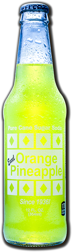 Excel Orange Pineapple Soda