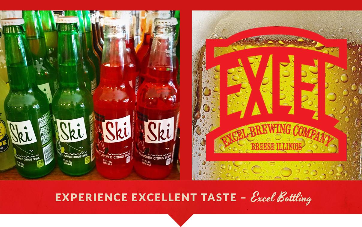 Excel Bottling craft beer and soda
