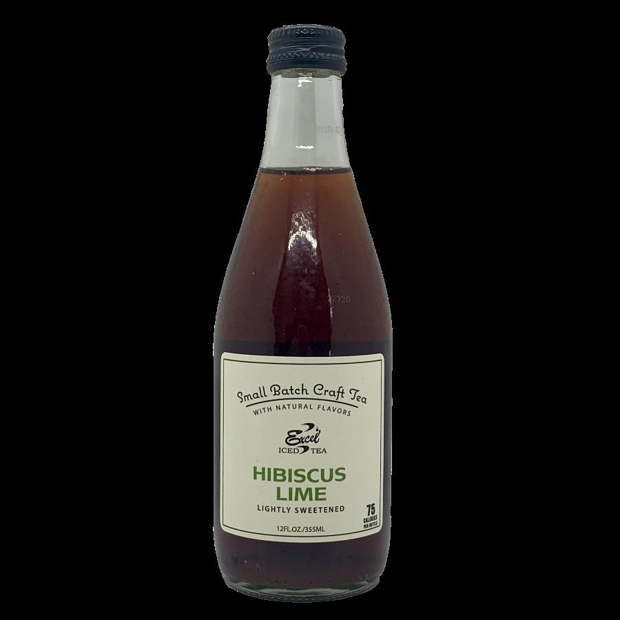 Hibiscus lime tea